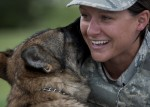 Military Working Dog Love