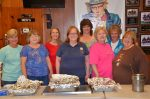 BBQ Fundraiser with Ladies Auxiliary of American Legion, Cartersville, GA