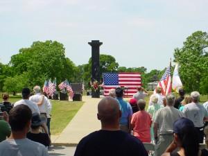 Fort Benning dedication 2007 030