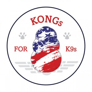 Kongs for K9s Logo