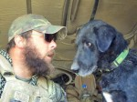 Army Specialist Thomas J. Jackson and Toby L024