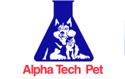 Sponsor logo for Alpha Tech Pet