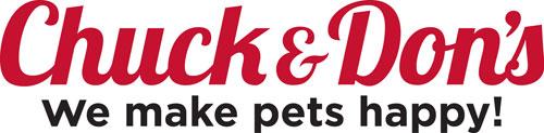 Logo sponsor graphic for Chuck & Don's