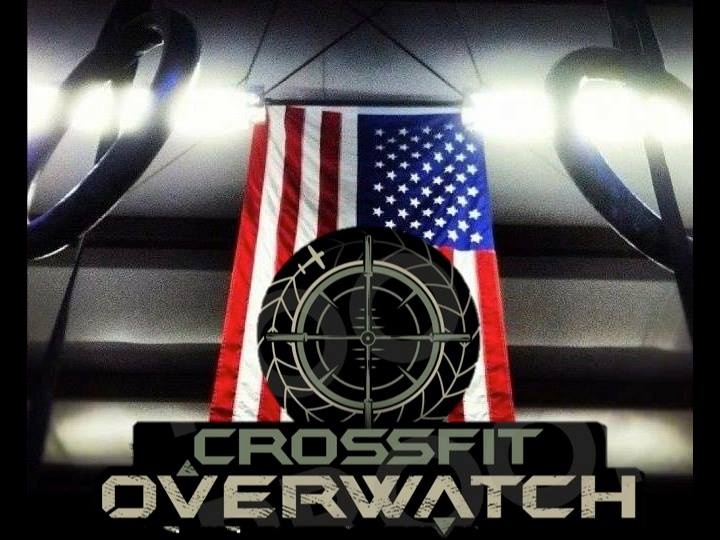 Sponsor Logo for Crossfit Overwatch