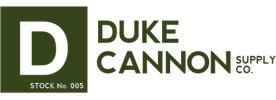 Sponsor logo Duke Cannon Supply Company