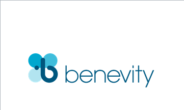 Benevity logo.