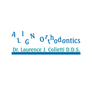 This is the logo of MWDTSA sponsor Align Orthodontics.