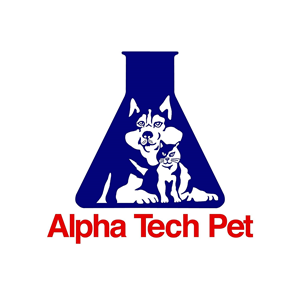 This is the logo of MWDTSA sponsor Alpha Tech Pet, maker of KennelSol.