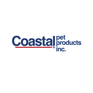 This is the logo of Coastal Pet Products, one of MWDTSA's sponsors.
