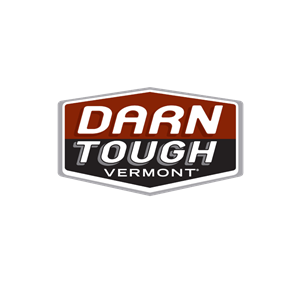This is the logo of Darn Tough Vermont, maker of socks and one of MWDTSA's sponsors.