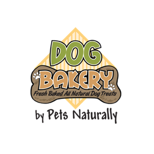 This is the logo of DOG Bakery, which makes custom dog cookies nearly every quarter for MWDTSA's care packages.