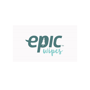 This is the logo of Epic Wipes, one of MWDTSA's sponsors.