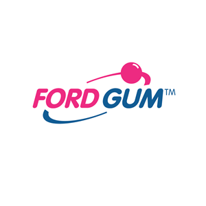 Logo for Ford Gum.