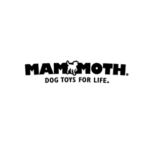 This is the logo of MWDTSA sponsor Mammoth Dog Toys.