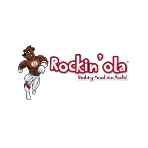 This is the logo of Rockin'ola Granola, one of MWDTSA's sponsors.