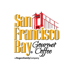This is the logo of San Francisco Gourmet Coffee, one of MWDTSA's sponsors.