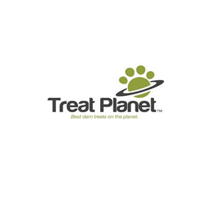 This is the logo of Treat Planet, one of MWDTSA's sponsors.