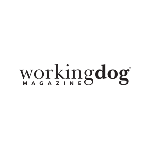 This is the logo of MWDTSA sponsor Working Dog Magazine.