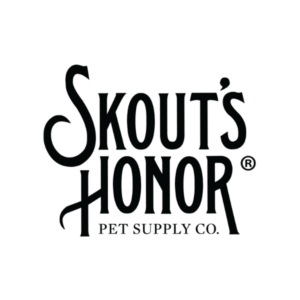 This is the logo for Skout's Honor Pet Supply Co., an MWDTSA Sponsor